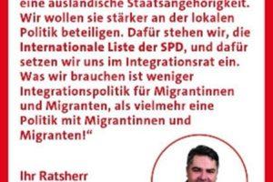 Integrationswahl